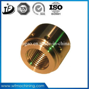 Brass Cw614n/Steel SAE1040/Aluminum 6061 Machined Parts Machining Parts pictures & photos