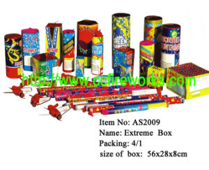Assortments Fireworks (AS2009) pictures & photos