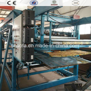 ISO Customized EPS Sandwich Panel Forming Line pictures & photos