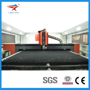 Copper Sheet Metal Laser Cutting Equipment (TQL-MFC500-4015) pictures & photos