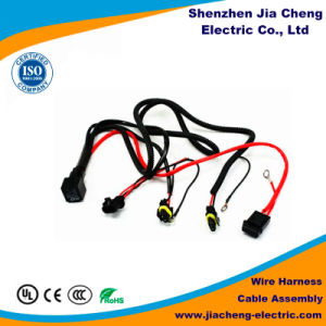 ISO Electronic Wire Harness Cable Assembly Manufacturers pictures & photos