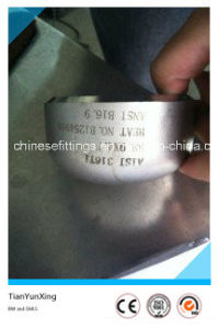 Bw ANSI B16.9 316ti Stainless Steel Seamless Cap pictures & photos