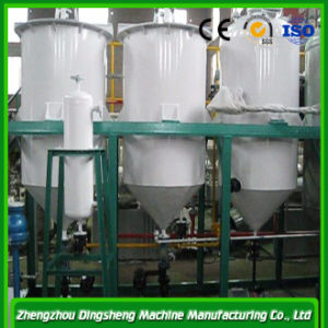 Hot Sell! Lower Investment Faster Return Crude Rapeseed Oil Refining Equipment pictures & photos