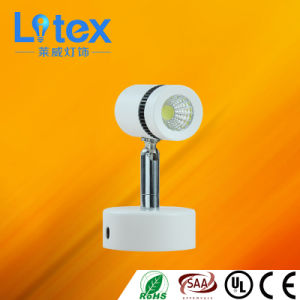 3W Pkw-White LED Spot Light for Inside Decoration with TUV Certification ((LX135/3W))