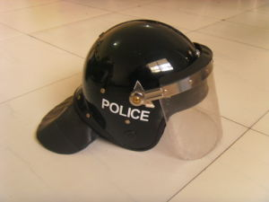 Police Military Riot Control Helmet pictures & photos