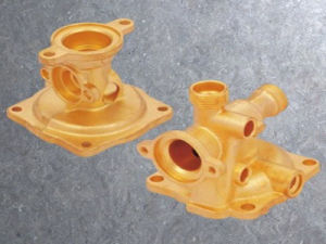 Die Casting Mould and Die for Heater Valve pictures & photos