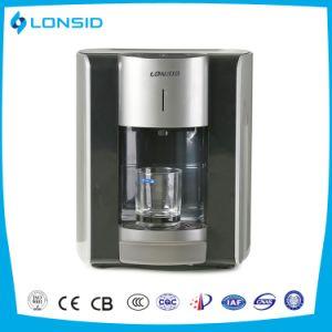 Family Use Digital Display Screen Desktop Hot & Cold Bottless Mini Water Dispenser