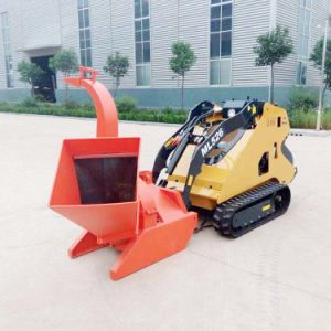 Mini Skid Steer Loader - 4 in 1 Bucket