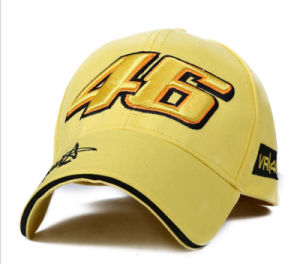 Spring and Summer Motorcycle Racing Outdoor Sport Sunshade Snapback Hats with 3D Embroidery pictures & photos