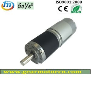 36mm Diameter High Torque Low Speed Electric Valve Robotics 6-15V DC Planetary Gear Motor pictures & photos
