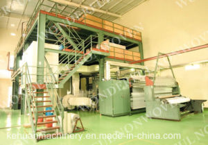 3.2m Ss Line for PP Spunbond Nonwoven Fabric pictures & photos