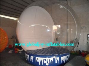 Christmas Snow Picture Singapore on New Arrival Inflatable Snow Globe  Christmas Snow Globe Decoration  Sg