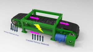 Ferrous/ Iron/ Metal Magnet Separator/ Sorter/ Classifier