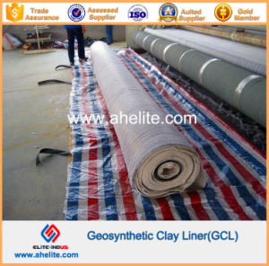Roof Water Insulation Materials Geosynthetic Clay Liner Gcl pictures & photos