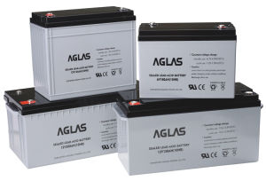 Deep Cycle VRLA Sealed Lead Acid Solar Gel Storage Battery for UPS pictures & photos
