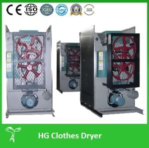 Commercial Laundry Equipment Gas Clothes Tumble Dryer (HG) pictures & photos