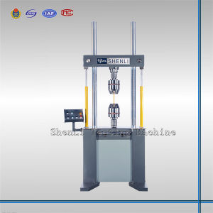Dynamic Electro-Hydraulic Servo Universal Testing Machine (100kN) pictures & photos