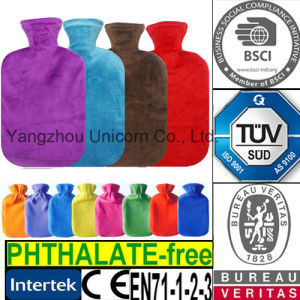 CE Plain Fleece Hot Water Bottle Cover