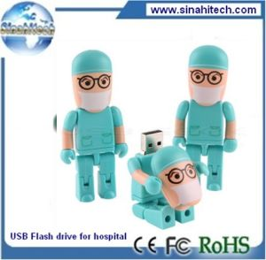 Doctor USB Flash Drive Memory USB Gift pictures & photos