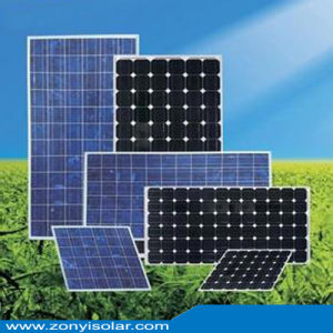 High Quality Monocrystalline Solar Panel 70W, 75W, 80W, 85W, 90W pictures & photos