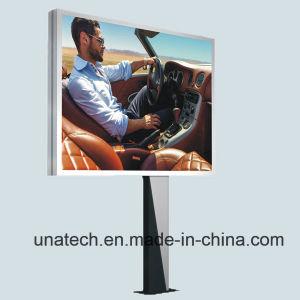 Aluminium Outdoor Advertising Media Megacom Banner Scrolling Billboard LED Back Light Box pictures & photos