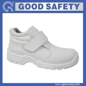 Kitchen White Safety Shoes (GSI-1060)