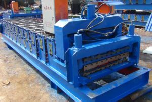 Dx Used Double Layer Roll Forming Machine pictures & photos