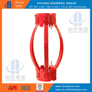Oilwell Casing Pipe Centralizer, Spring Centralizer pictures & photos