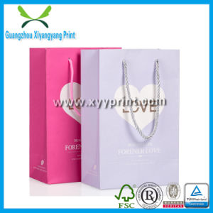 15*15 Paper Bag with Lamination Wholesale in China pictures & photos