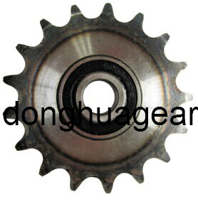 Stainless Steel Idler Sprockets Wheel Bronze Bushed Type (C35, C40, C45, C60, C80) pictures & photos