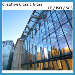 Temperd Low -E Insulated Window Glass for Double Glazing Glass pictures & photos