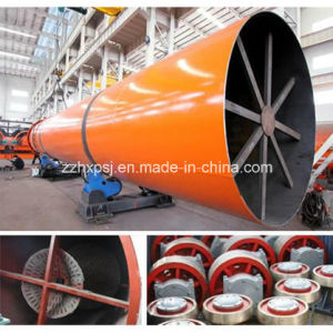 Singel Drum Rotary Drum Dryer for Sludge pictures & photos