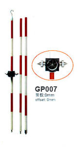 High Quality Mini Prism Set for Surveying Gp007 pictures & photos