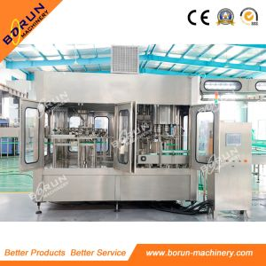 Automatic Plastic Bottle Water Filling Bottling Machine pictures & photos
