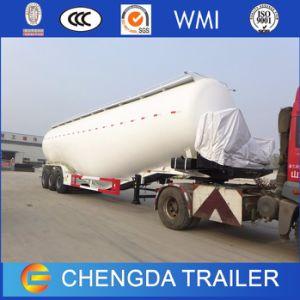 3 Axle 70cbm Bulk Cement Tank Semi Trailer for Sale pictures & photos