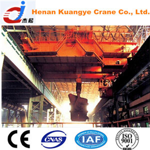 75/20t-300/100t Casting/Foundry Eot Crane for Steel Mill