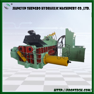 Sbyeya 7.5kw Motor Power Yd-630 Hydraulic Metal Baler