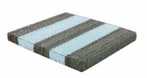 Pocket Spring Mattress Five-Zones Pocket Innerspring Unit for Spring Mattress pictures & photos