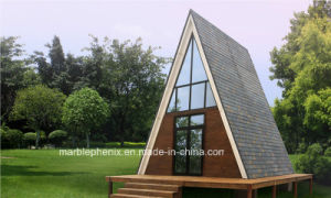 Camping House Made of Alkaliproof Glassfiber Cement Board pictures & photos