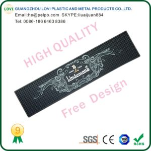 Free Design High Quality New Design Soft PVC Bar Mat pictures & photos