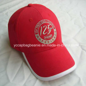 6 Panel Cotton Golf Cap pictures & photos