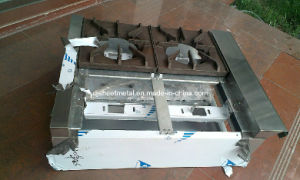 Stainless Steel Cooker Enclosure, Kitchen Stove pictures & photos