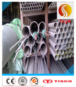 Stainles Steel Welded Tube Seamless Pipe 630 pictures & photos