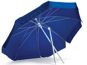 240cm Garden Umbrella Outdoor Beach Umbrella (BU006) pictures & photos