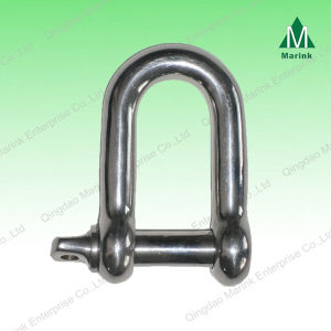 Stainless Steel D Shackles Dee Shackles pictures & photos