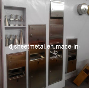 Tissue Dispenser Combination, Bathroom Cabinet, Toilet Paper Cabinet, Sheet Metal Cabinet pictures & photos