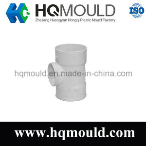 Tee Mould /Plastic Pipe Fitting Mould pictures & photos