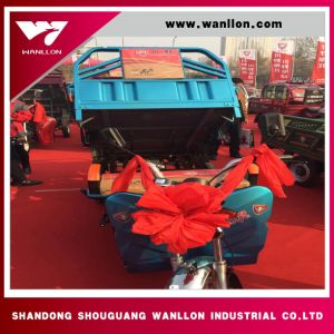 Manufacturer Three Wheel Cargo Tricycle with Large Loading pictures & photos
