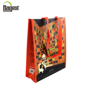 Cheap Price Recycled Laminated PP Woven Tote Bag pictures & photos
