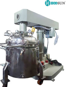 Enclosed Type High Speed Disperser